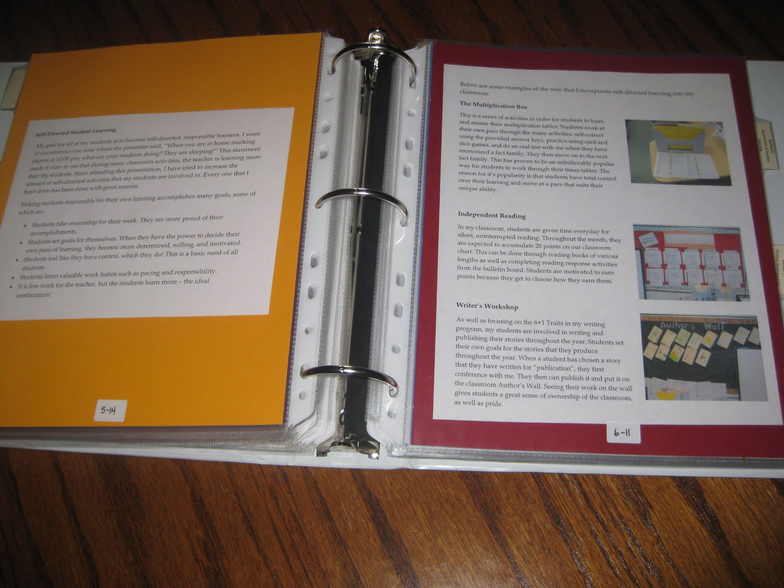 professional binder