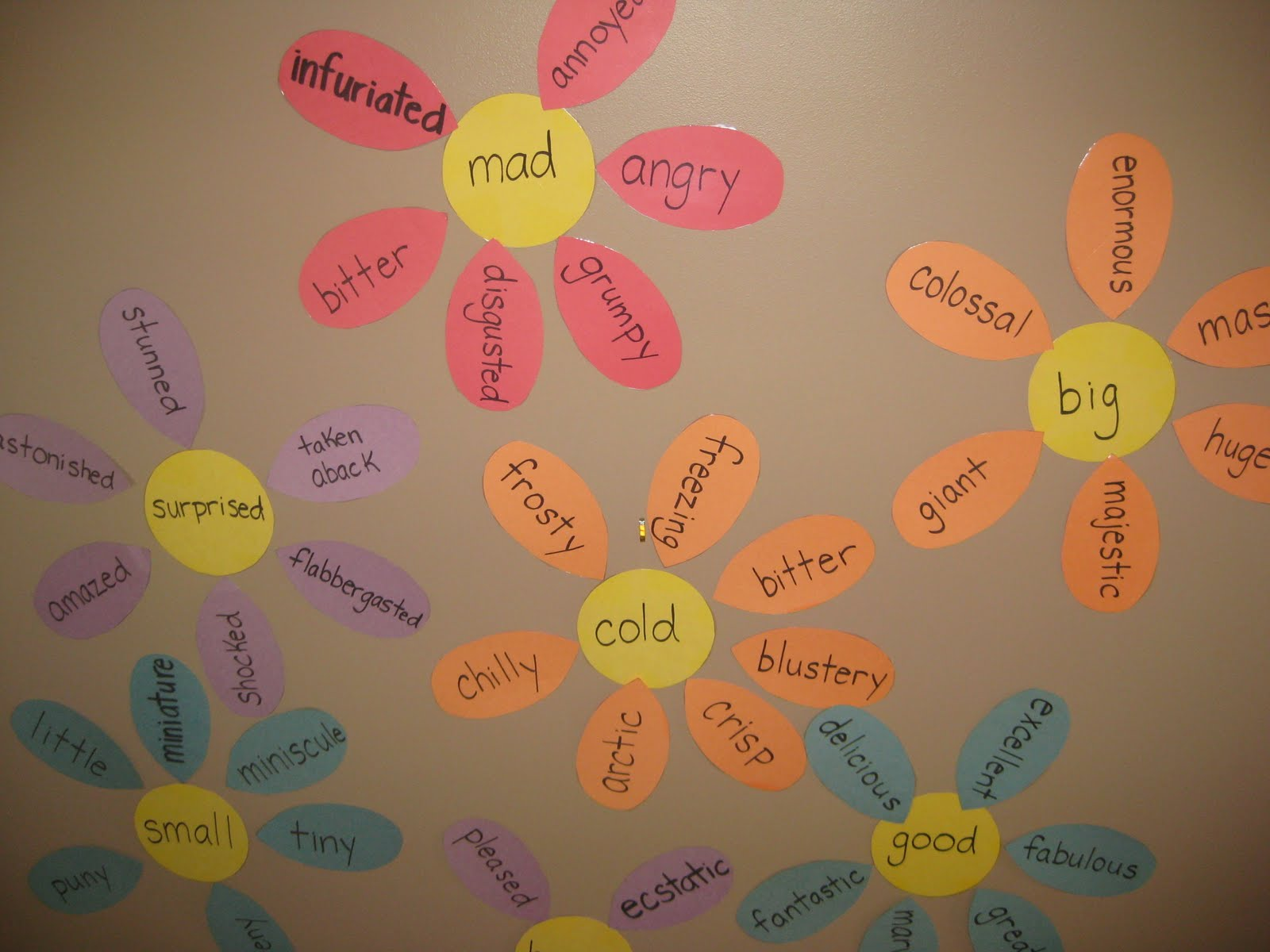 My word flower word wall shelley gray img1905 dhlflorist Gallery