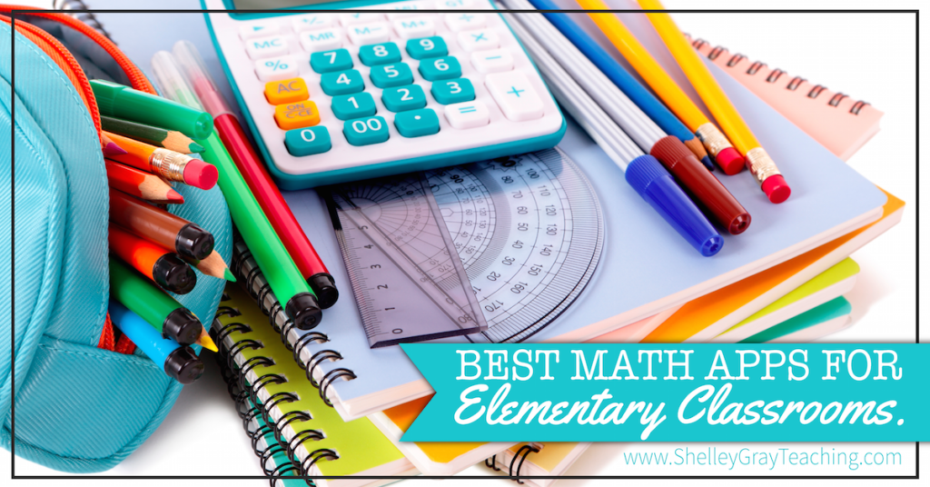 Best Math Apps and Websites for Elementary Classrooms