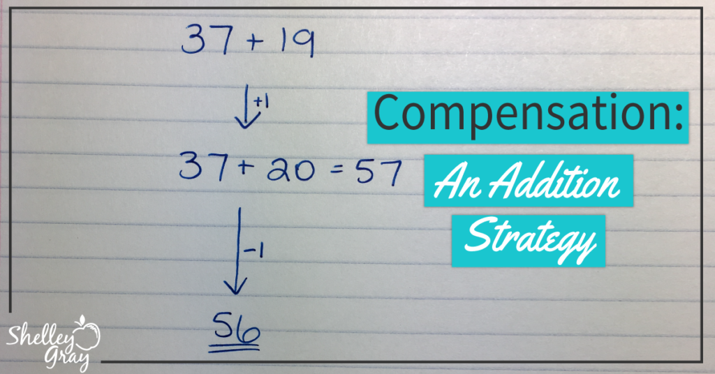 compensation mental math strategy