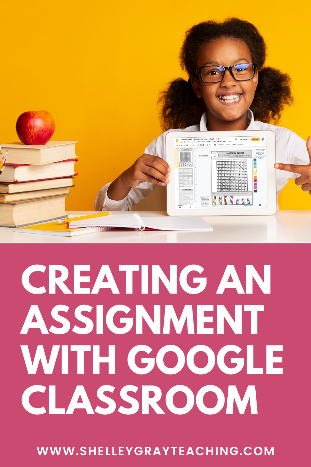 Creating an Assignment with Google Classroom