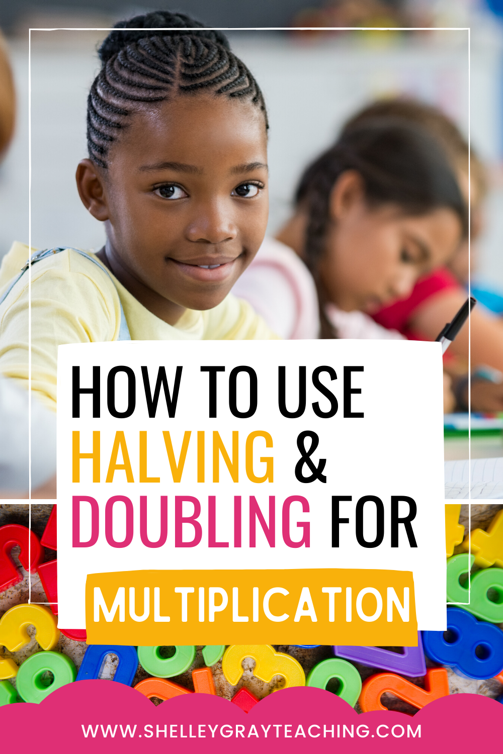 How to Use Halving & Doubling for Multiplication