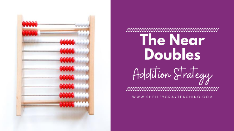 Near Doubles Addition Strategy